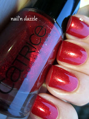 Catrice-red