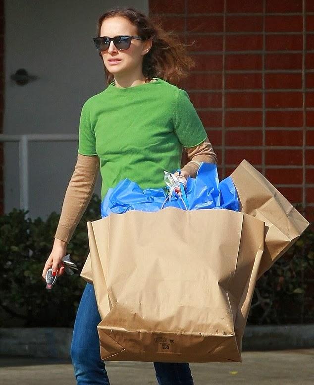Natalie Portman distinta sin tetas