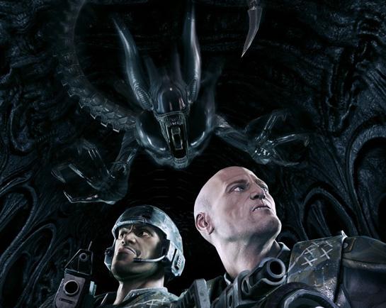 (2010) vs. Aliens Predator