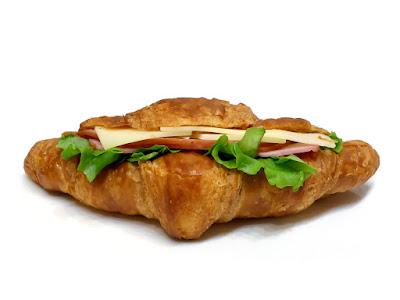 クロワッサン・ミックス(Sandwich croissant mixte)   PAUL(ポール)