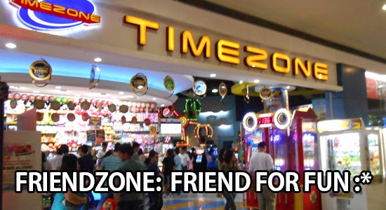 Friendzone: Friend for FUN :)