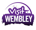 Visit London, visit...Wembley