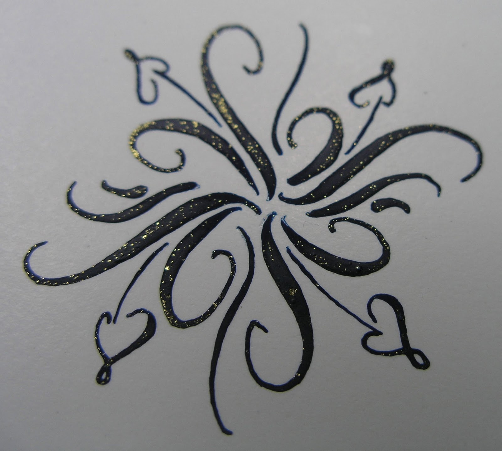 A Place To Flourish Calligraphy Flourish Friday Linda Hirsh