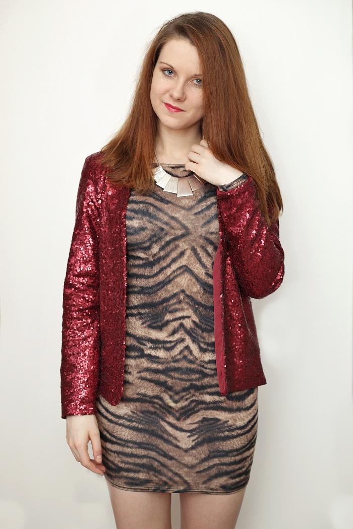 lucie srbová, style without limits, česká blogerka, oblečení s flitry