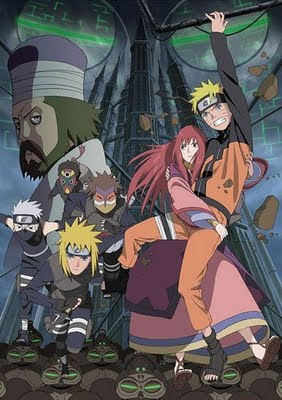 Naruto Shippuden 4:The lost tower / La Torre Perdida (2011)