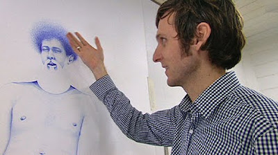 laith mcgregor how to draw with a ballpoint pen