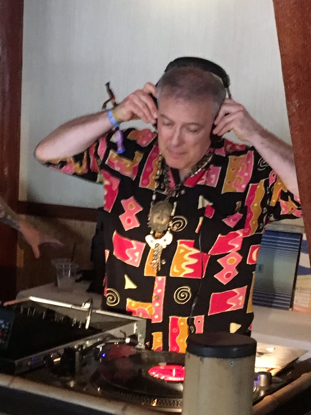 THE Jello Biafra was at the Bali Hai kick off party Thursday night.