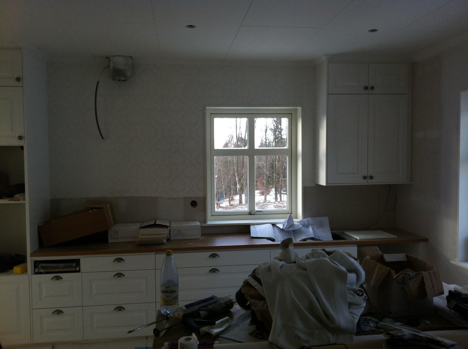 Vi bygger mjöbäcksvillans villa sörgården: januari 2014