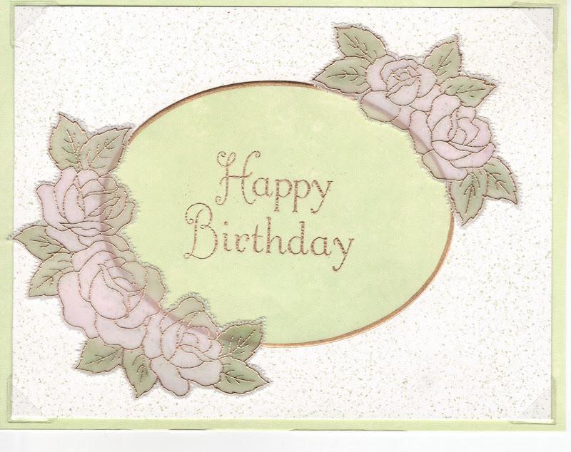 Happy Birthday Roses title=