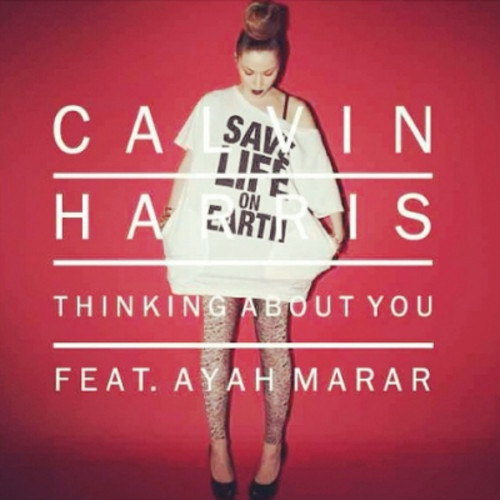 Calvin Harris ft Ayah Marar - Thinking About You - copertina traduzione testo video download