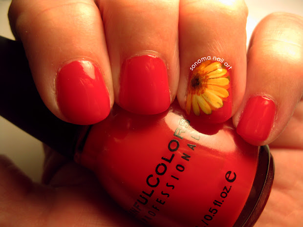 sonoma nail art tribute erin