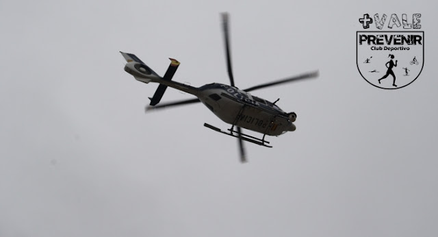 helicoptero policia nacional escuela verano arucas