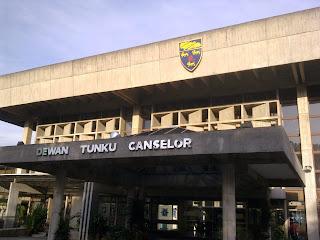 Universiti Malaya (UM) Dewan Tunku Canselor