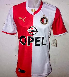 Feyenoord Jersey Home