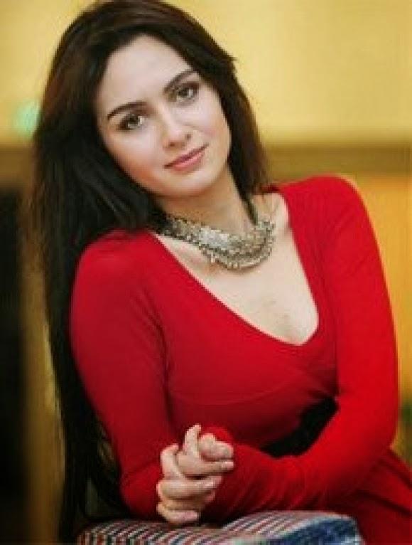 BollyHollyAsian: Wanita tercantik di timur tengah