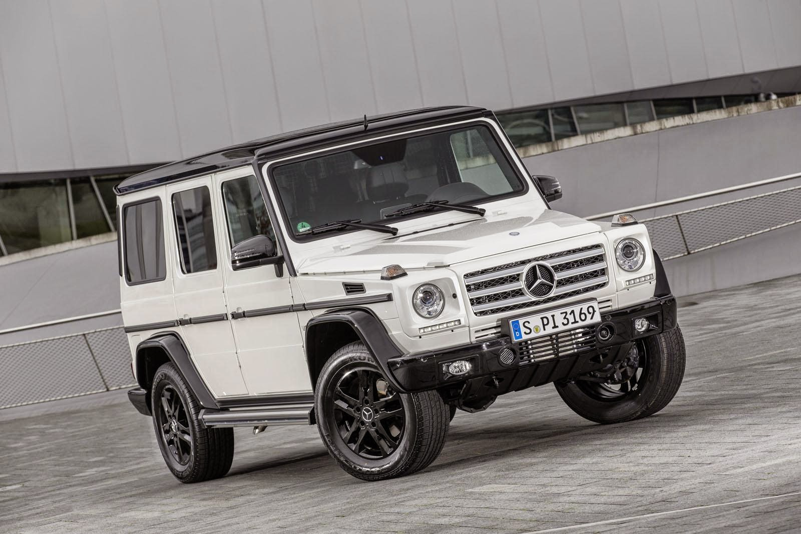 Mercedes-Benz G Serisi Edition 35