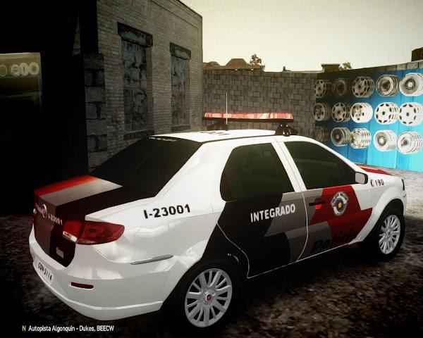 Fiat Siena 2011 INTEGRADO PMESP