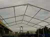 Marquee Tent - Pemasangan di Melaka
