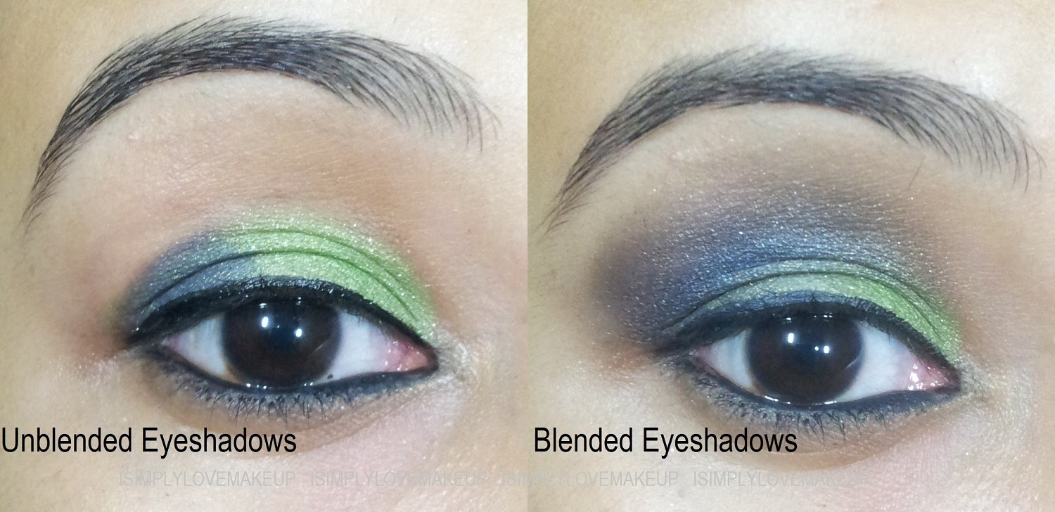 Eyeshadow Blending