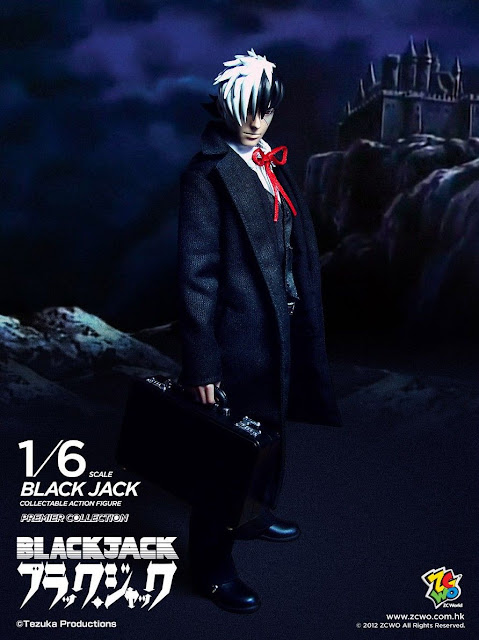 onesixthscalepictures: Zy Toys (ZCWO) Black Jack : Latest