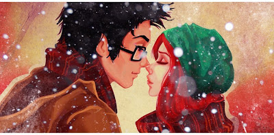James Potter y Lily Evans