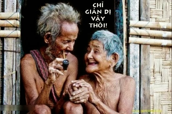 Tình yêu tuổi già đẹp nhất