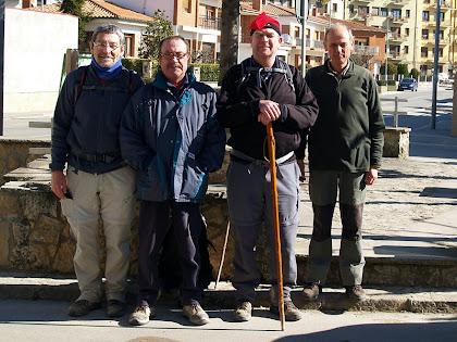 PR-C 223 Ruta de les Rieres bucle sud de Sant Bartomeu del Grau 2013