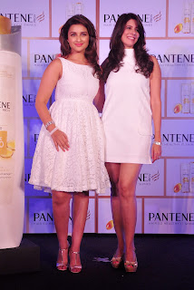 Parineeti Chopra Pictures in White Short Dress at Pantene Proof Over Promises Campaign Launch  22