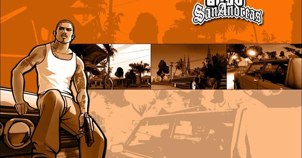 GTA San Andreas PC Download Game Free -
