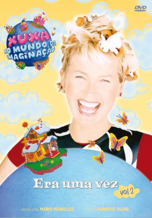 xuxa Download   Xuxa No Mundo da Imaginação   Era Uma Vez Vol. 2   DVDRip AVI + RMVB (2014)