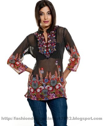 Embroidered-Kurti-Designs