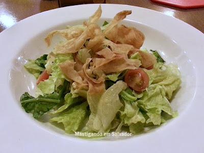 Adam Cozinha Originária: Salada Lapão