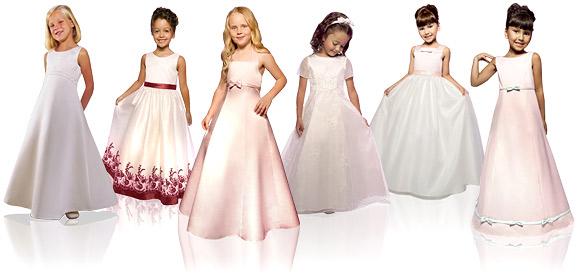 Moda Super Fashion: Todo tipo de Vestidos de Primera Comunión para ...