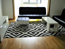 Piso de dos dormitorios en alquiler en Cuatro Caminos, amueblado, garaje 600€