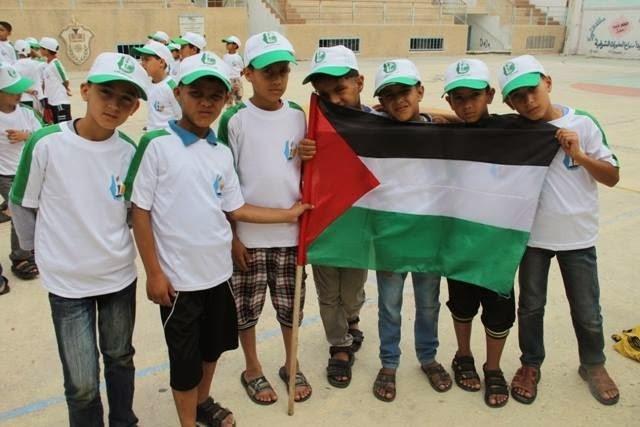 Hamas adakan Kem Remaja Islam