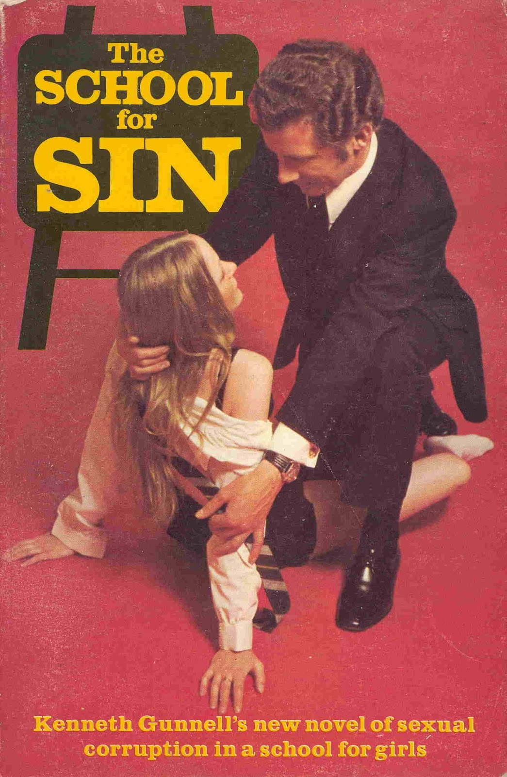 Relates His Sexual Adventures As A Teacher At A Boarding School For  Girls These Books Are In Style About As Far Away From David Lindsay As You  Can Get