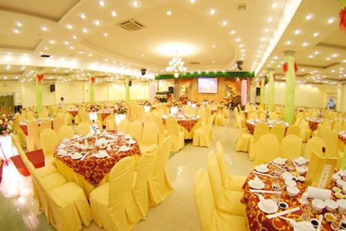 Thiết kế nhà hàng tiệc cưới của Nội thất Miền Bắc uy tín nhất