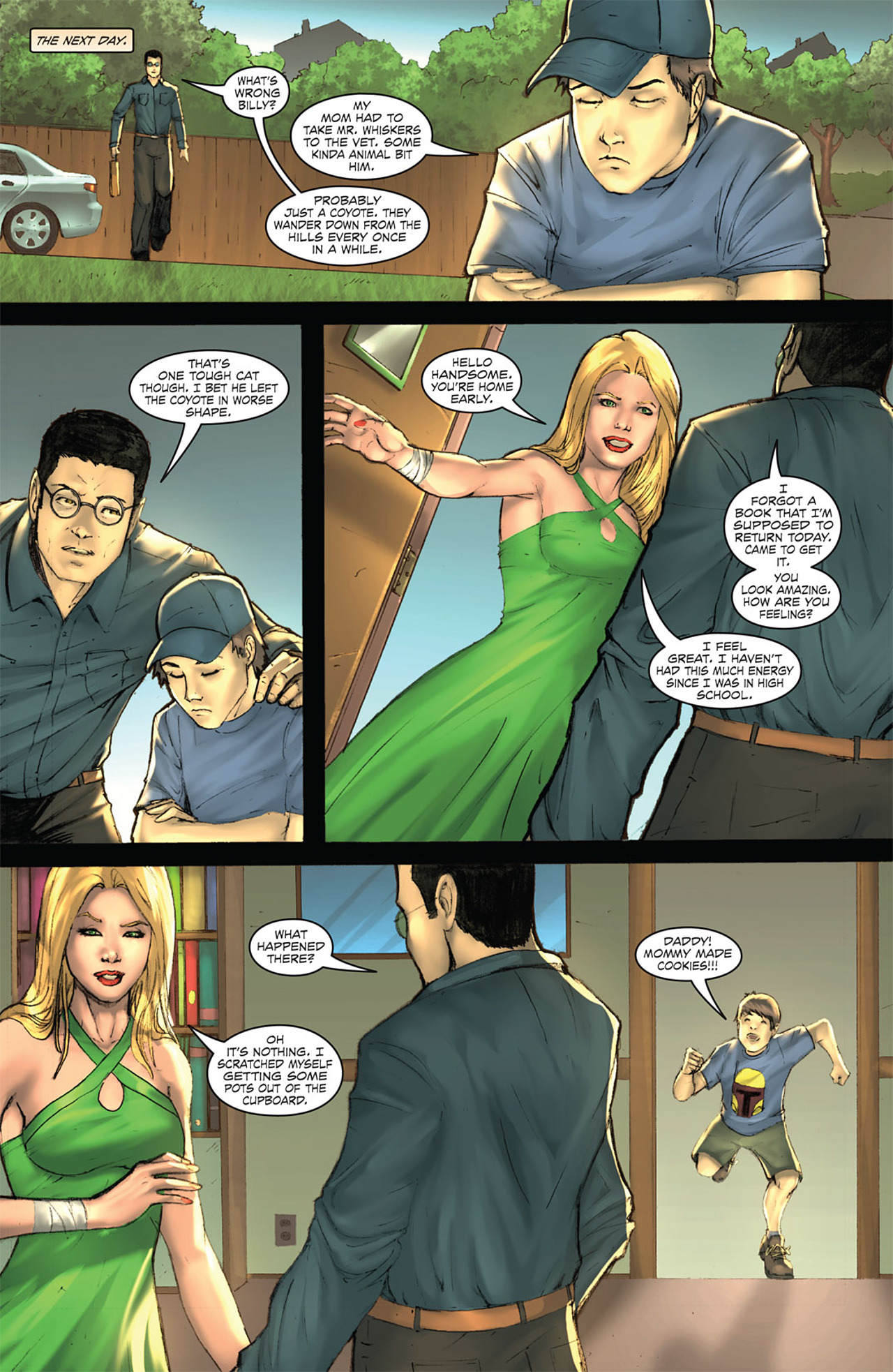 Grimm Fairy Tales (2005) Issue #33 #36 - English 16