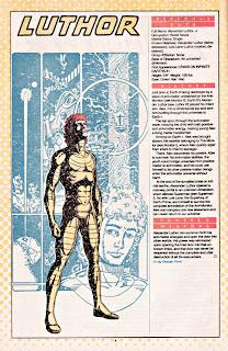 Luthor dc comics