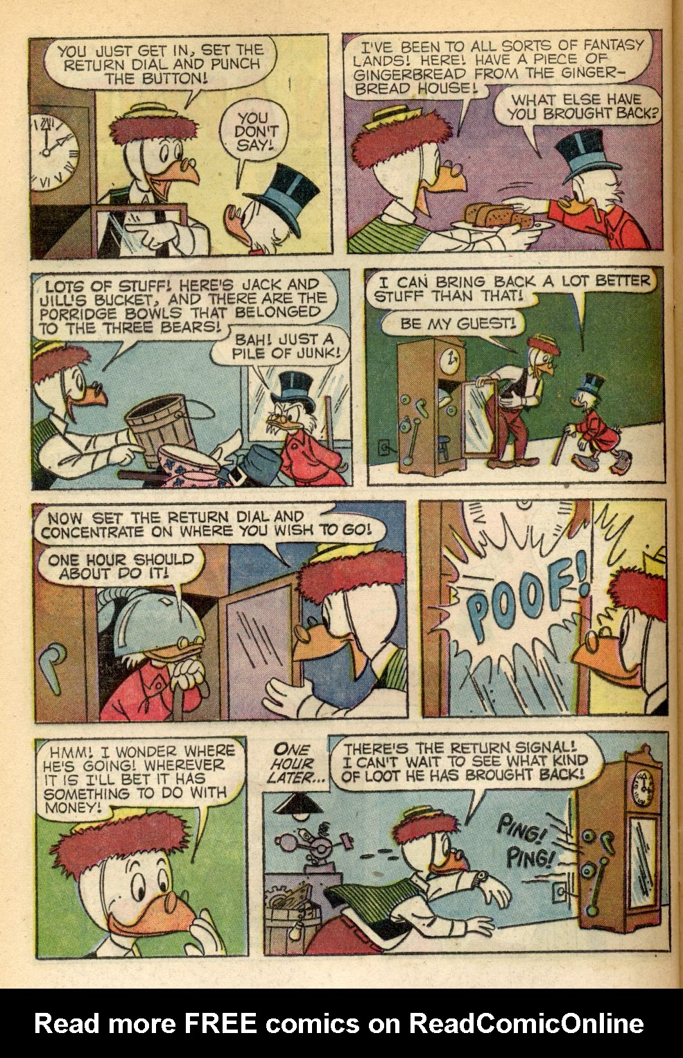 Uncle Scrooge (1953) Issue #84 #84 - English 28