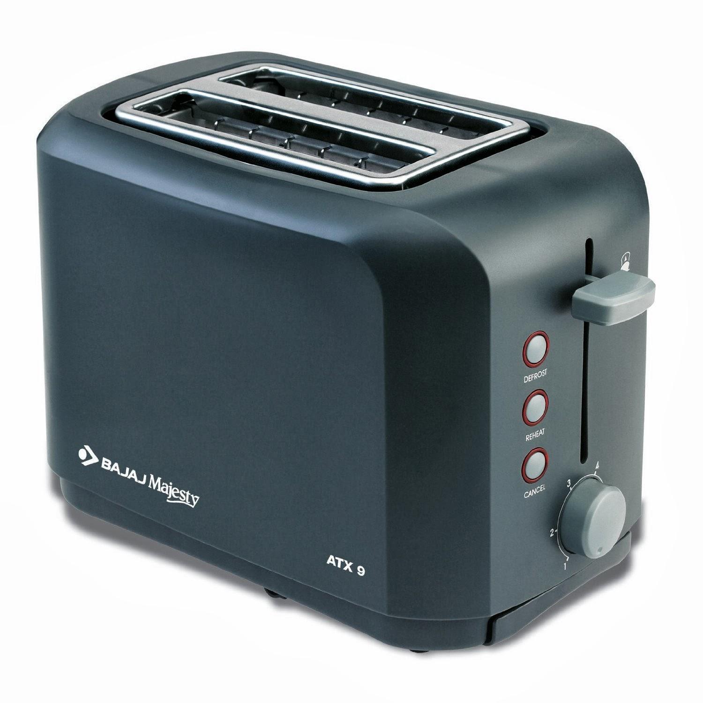 bajaj food processor with majesty toaster free worth