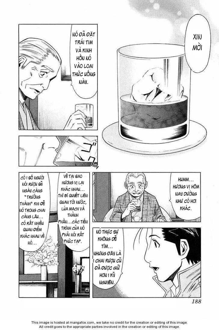 Bartender chap 23 Trang 19 - Mangak.info