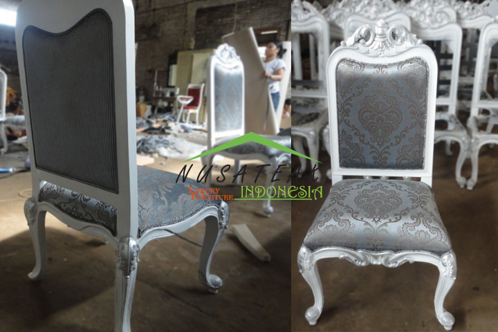 Abimanyu Baroque Dining Chair