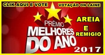 VOTE NOS MELHORES DE REMIGIO E AREIA