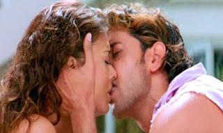 Aishwarya Rai Kiss