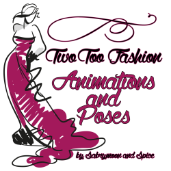 Two Too Fashion Animations & Poses Store