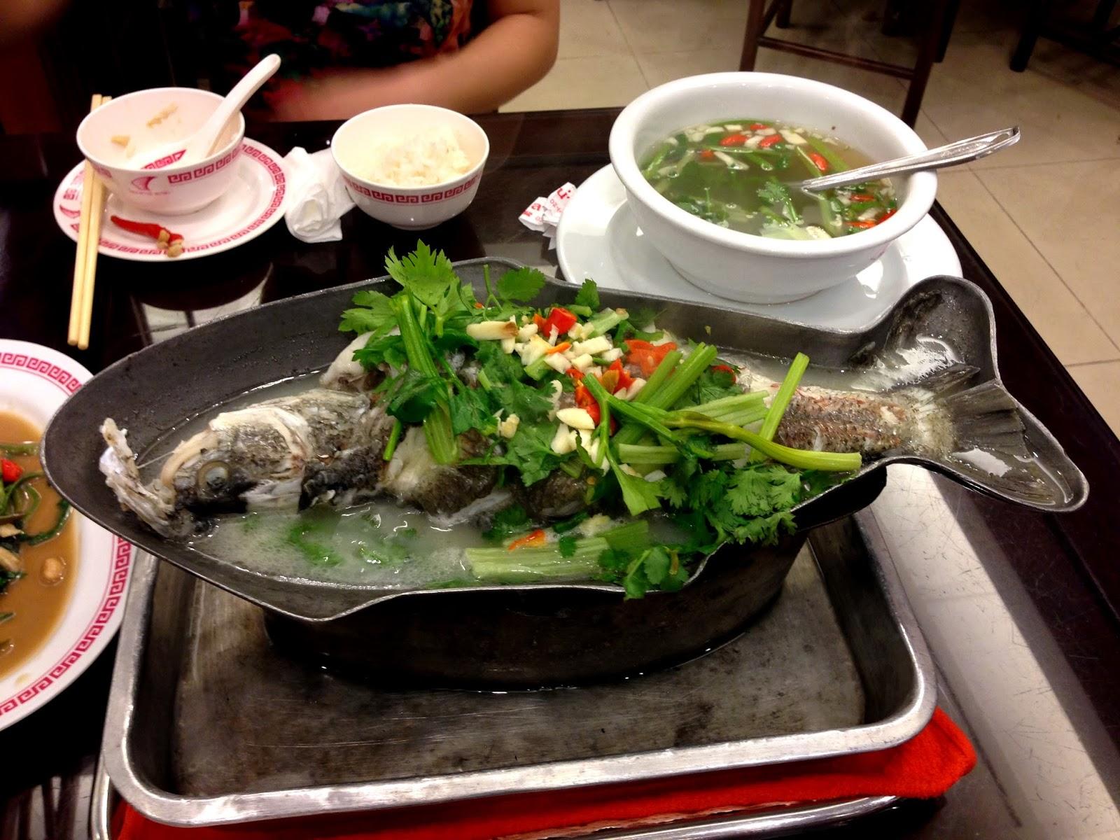 中國城銀都魚翅