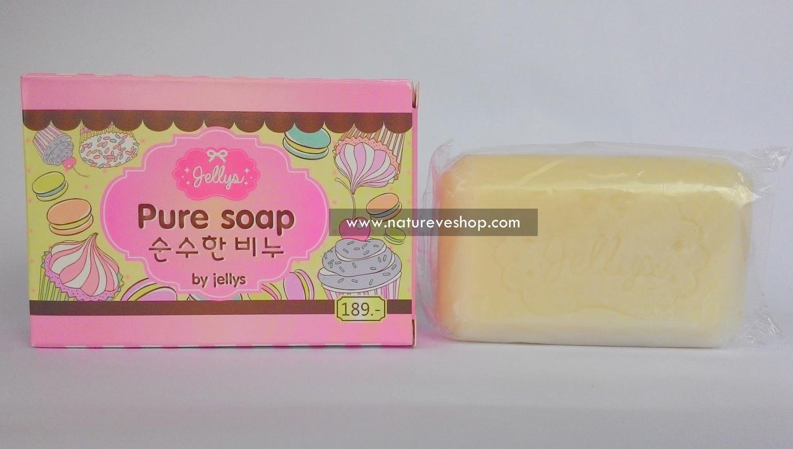 Sabun Jelly Pure Soap untuk Kulit Tetap Sehat dan Terjaga