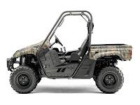 2013 Yamaha Rhino 700 FI Auto 4x4 Camo AP HD ATV pictures - 3