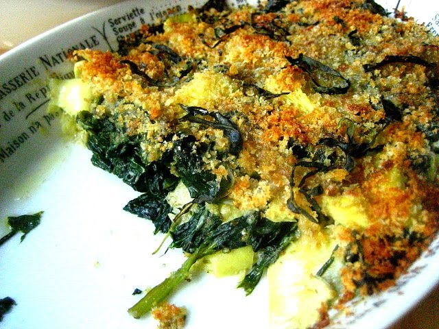 Boursin And Gruyere Spinach And Artichoke Gratin Dip Recipes ...